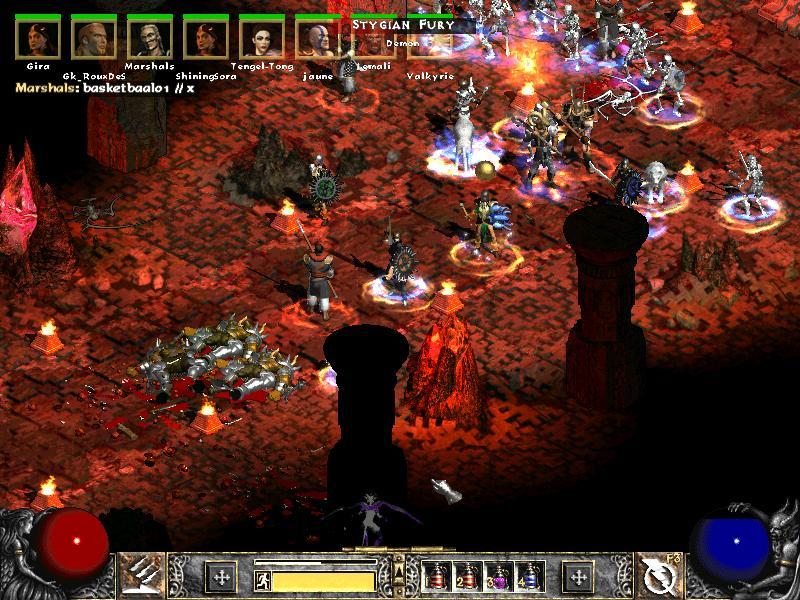 Diablo 2: Первый день ладдера 28-29 марта 2011