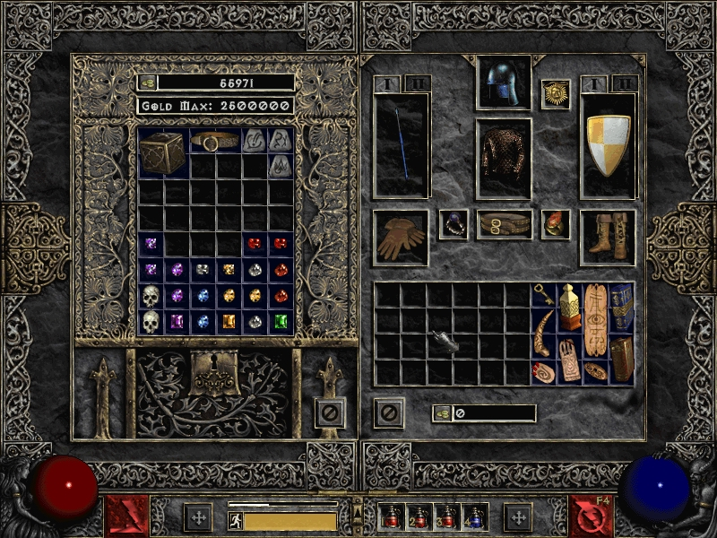 Diablo 2 Lod Level 99 Character Download - babeserogon