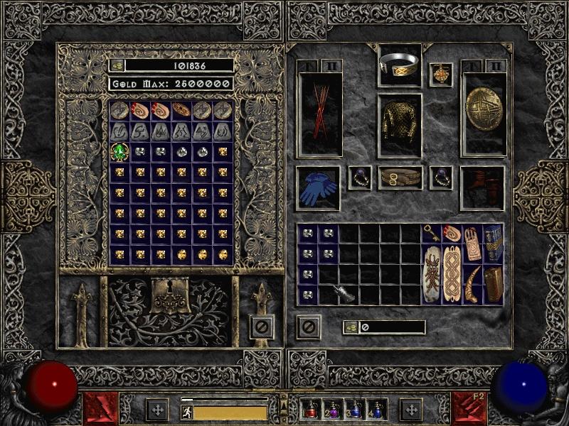 крафты камней в diablo 2