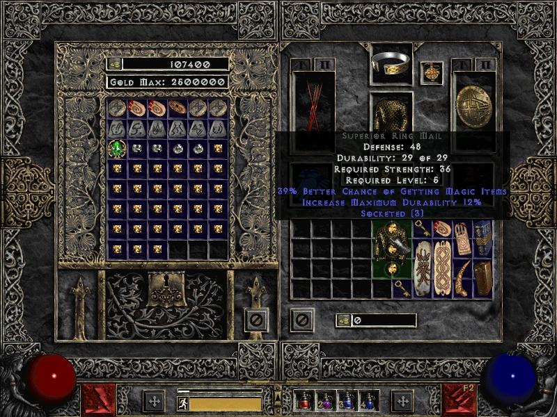 Скачать Игру Diablo 2 Гроздья Гнева Через Торрент - фото 9