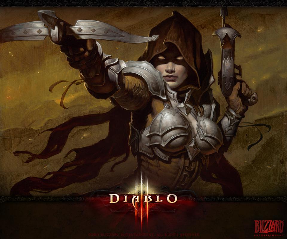 Diablo 3: Охотник на демонов