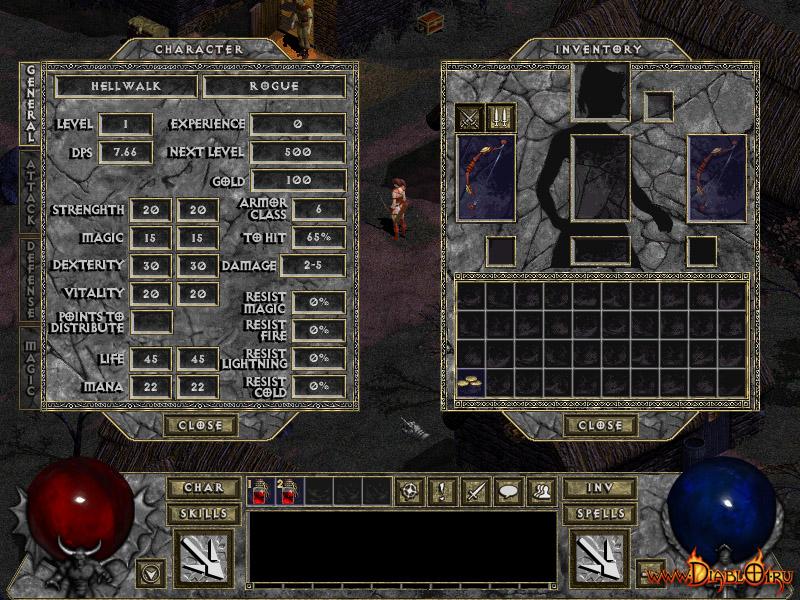 скачать Diablo 2 Hd торрент - фото 5