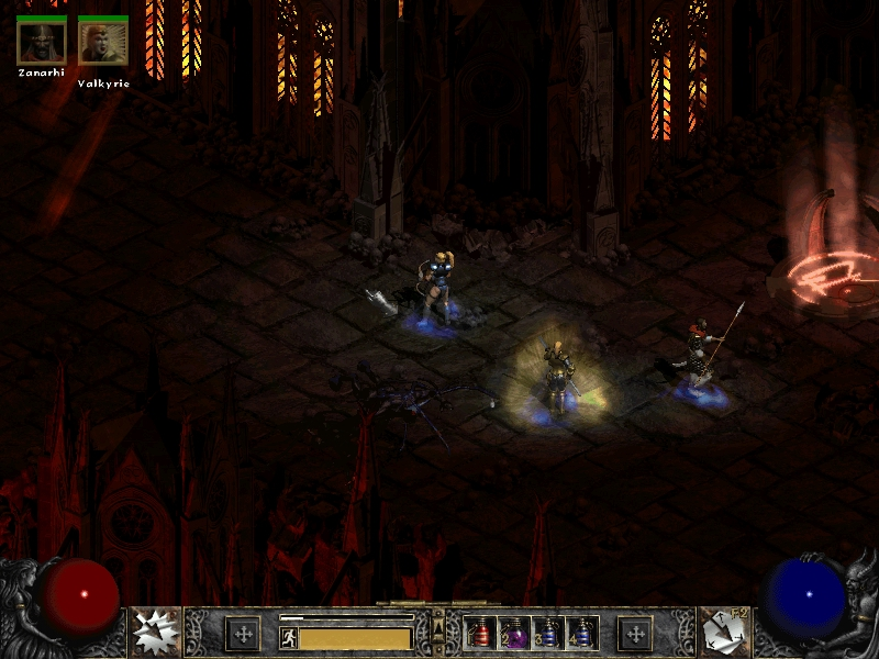 Diablo 2 Lod Убер Квест