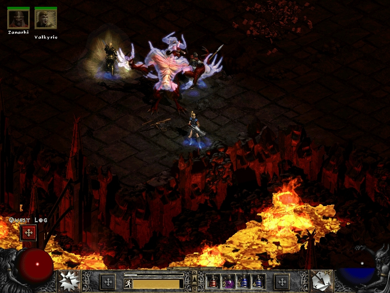 скачать Diablo 2 через торрент - фото 8