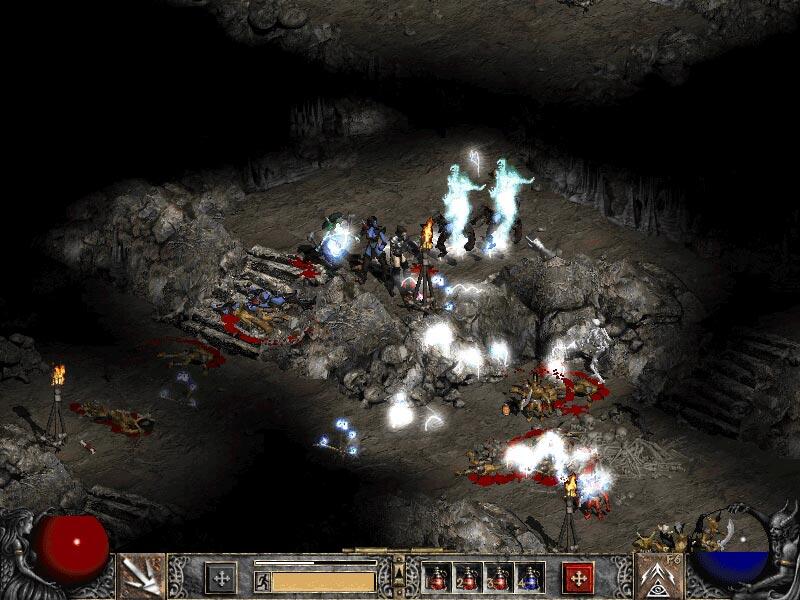 Diablo 2: Ассасин (Assassin) — Ловушки (Traps)