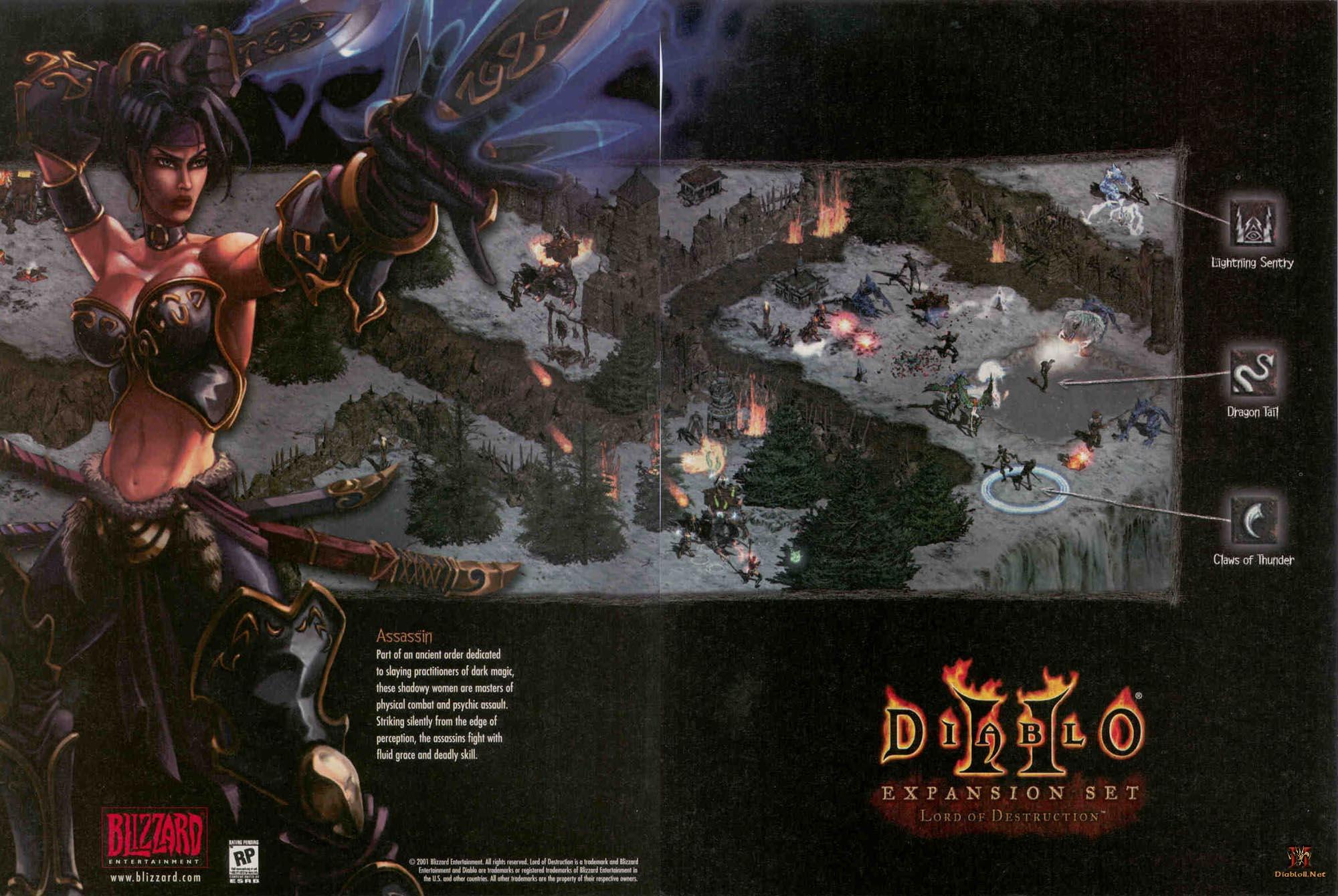 Diablo 2 nude assassin mod sex pic