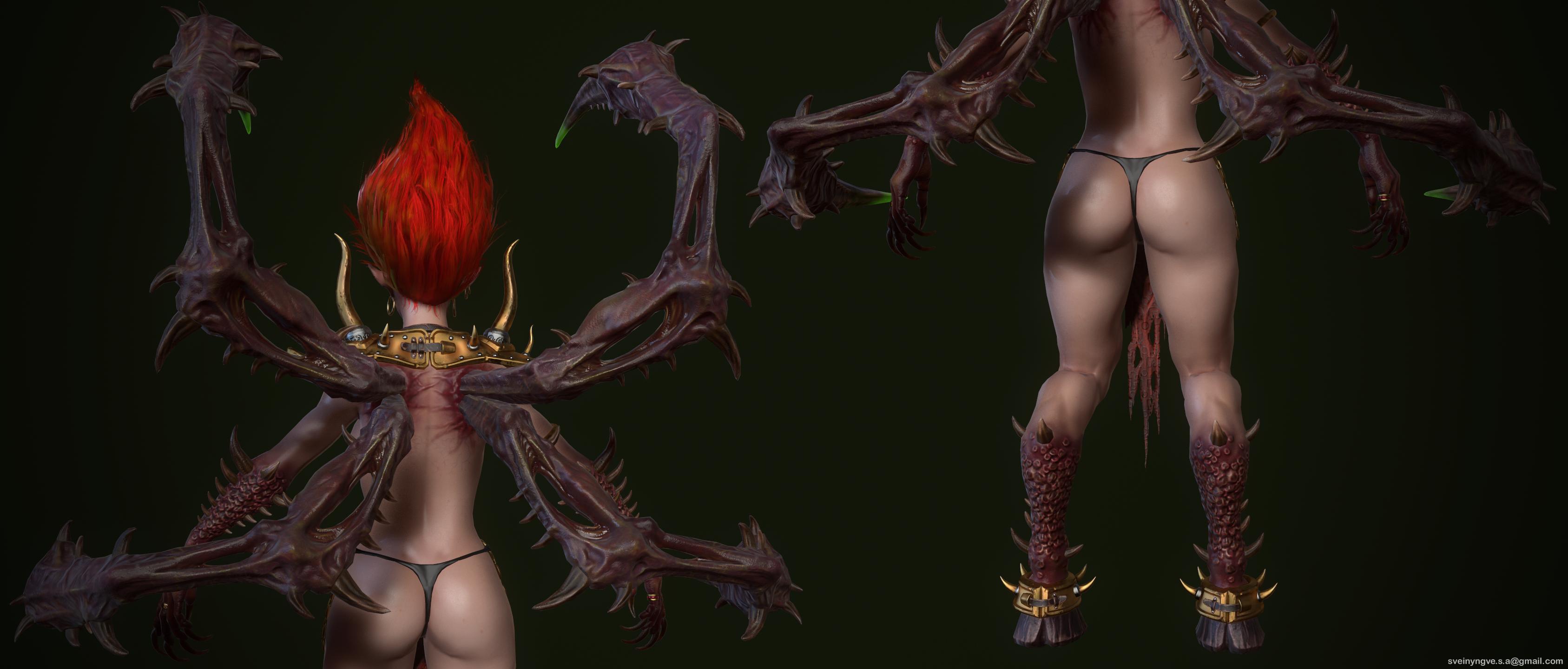Sexe zombie porno naked gallery