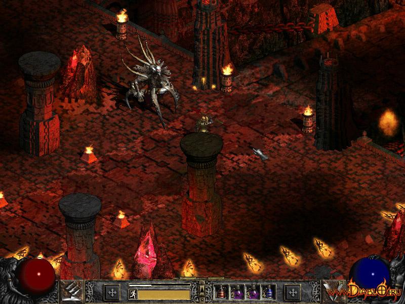 скачать Diablo 2 через торрент - фото 4