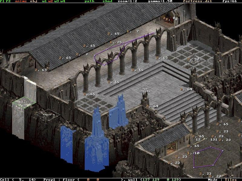 diablo 2 где можно достать куб: