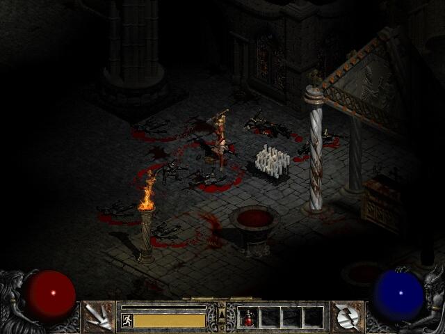Diablo 2 - Карта 1 акта (Map Act I): http://www.diablo1.ru/diablo2game/map-act-1.php