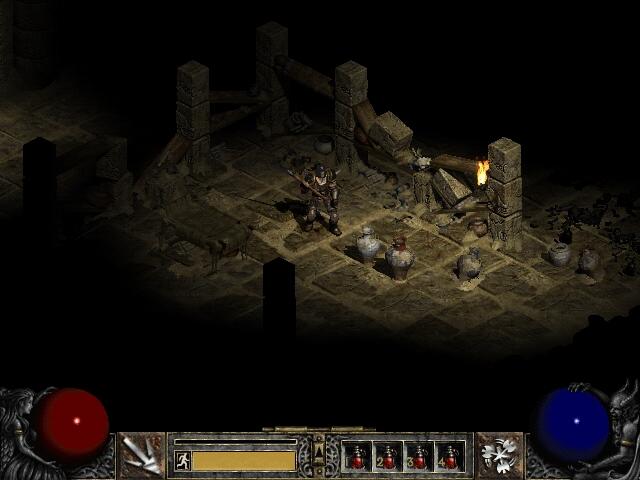 Diablo 2 - Карта 2 акта (Map Act II): http://www.diablo1.ru/diablo2game/map-act-2.php