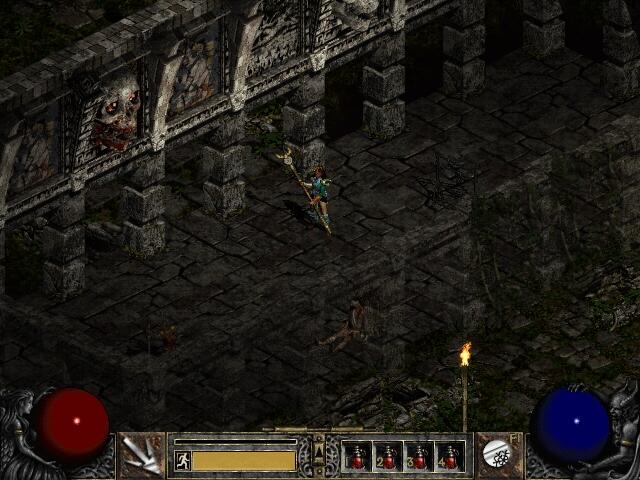Diablo 2 - Карта 3 акта (Map Act III): http://www.diablo1.ru/diablo2game/map-act-3.php