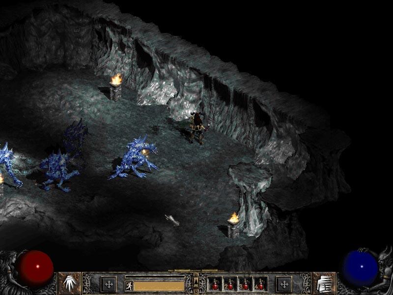 Diablo 2 - Карта 5 акта (Map Act V): http://www.diablo1.ru/diablo2game/map-act-5.php