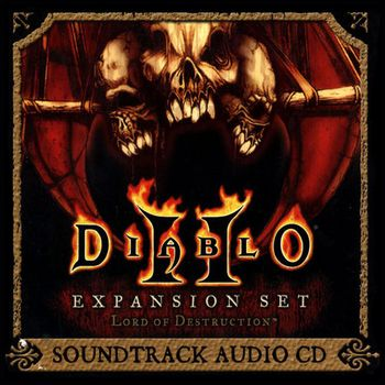 Diablo 2: Lord Of Destruction - Музыка из игры