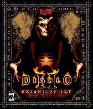 Обложка диска Diablo 2: Lord of Destruction