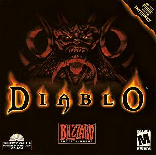 Антология Diablo (Blizzard Entertainment) (ENG+RUS) [P]