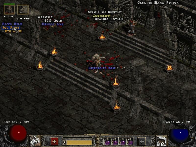 Diablo 2 как сделать деньги