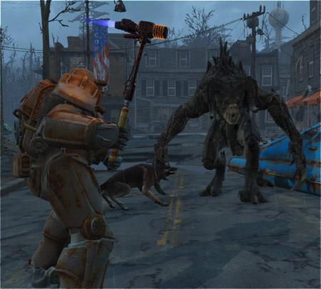 Fallout 4 зов свободы не заканчивается