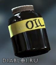 Fallout 4 где взять масло