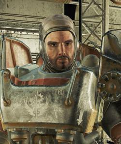 Fallout 4 Огневая Поддержка