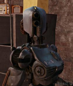 Fallout 4 пам