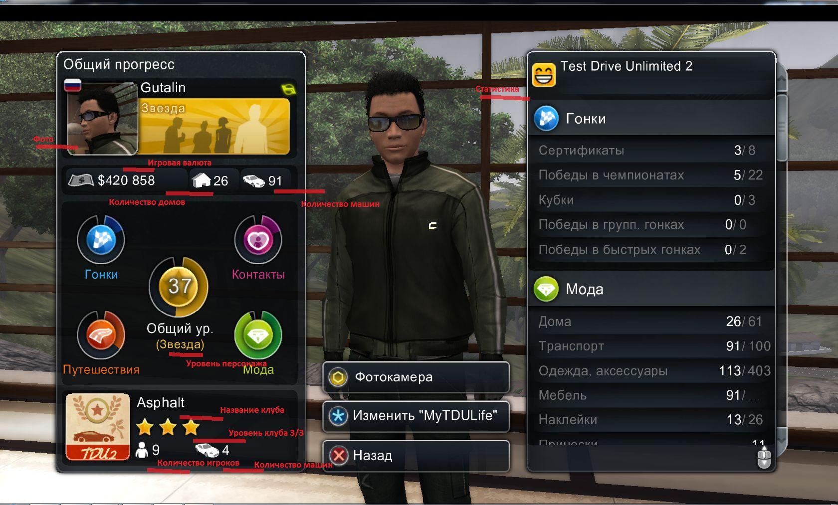 Test Drive Unlimited 2 - Обзор игры, скриншоты, видео, системные требования скачать с торрента