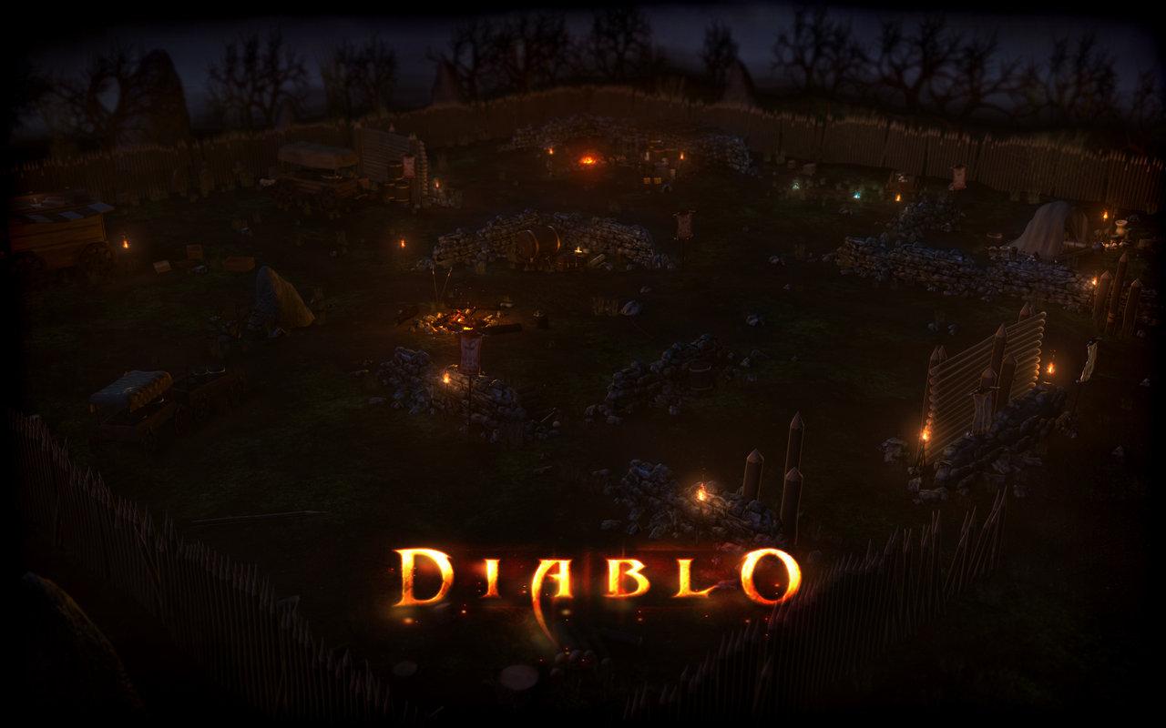 Diablo 2 1.10 Игру