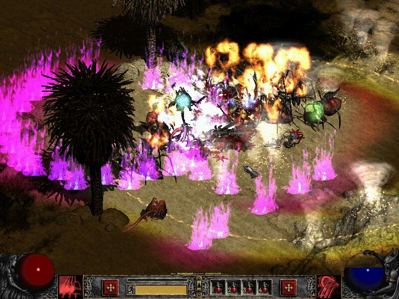 Diablo 2 v1.13c Median XL 1.F9h ENG RUS скачать бесплатноВ Diablo 2 я играл