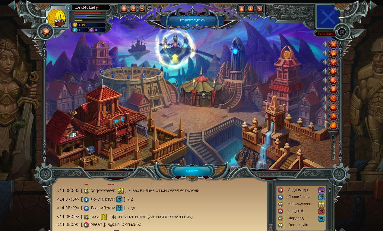 бесплатные браузерные онлайн игры стратегии