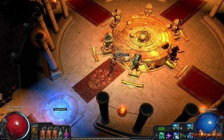 Path of Exile: Карты