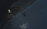 poe how to get to warden quarters of upper prisom