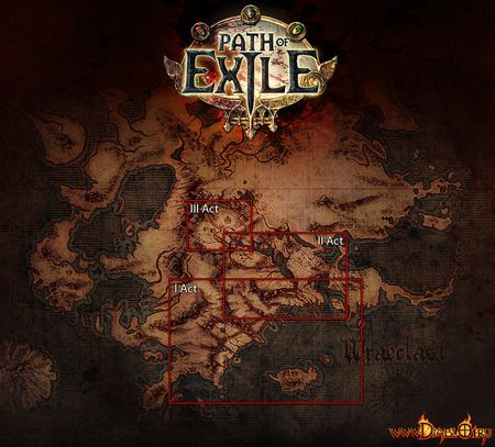 Path of Exile - Wraeclast