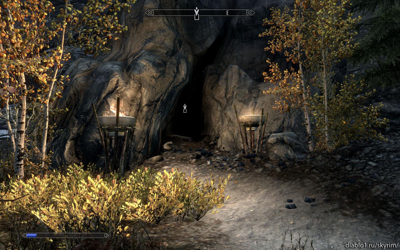 Скайрим прохождение за вампиров череп арвака