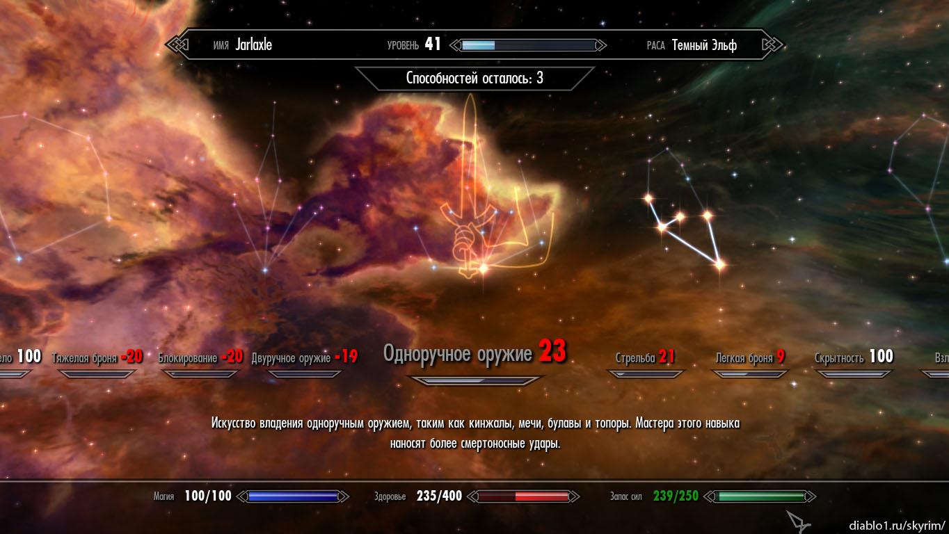 Легендарный навык The Elder Scrolls Wiki FANDOM powered by 44