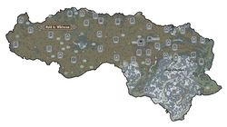 Карта Скарим -