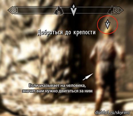 Tes 5 Skyrim - Прохождение