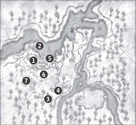 ведьмак 3 корабль со знаком волка