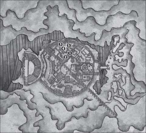 Ведьмак 2 дракон башне