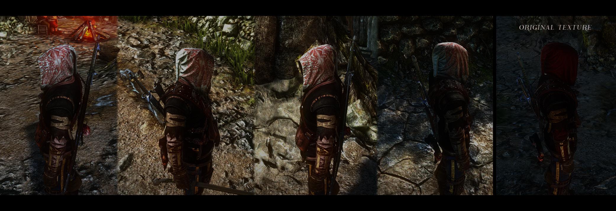 Моды для Ведьмак 2