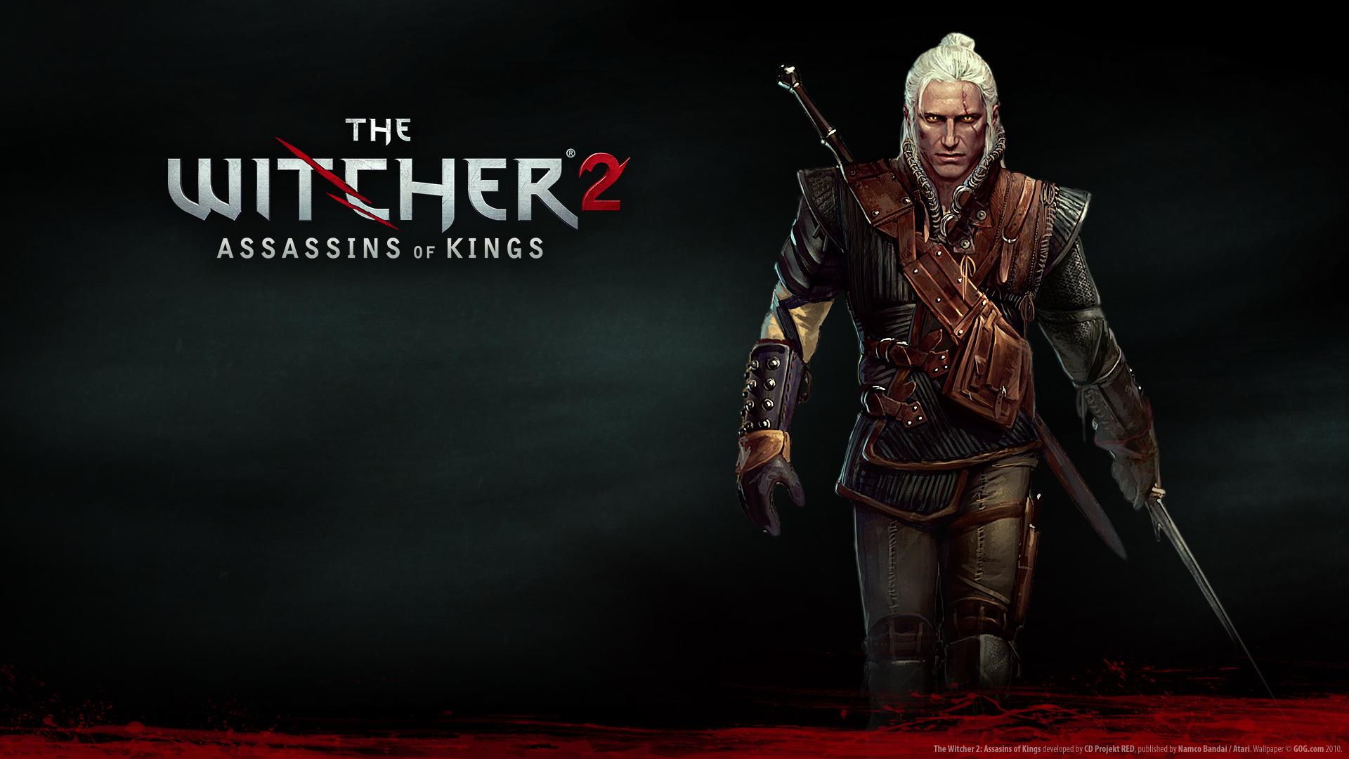 The Witcher 2 - обои для рабочего стола