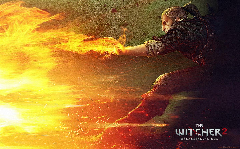 The Witcher 2 Сохранения