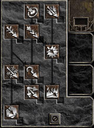 Diablo 2 Skills Calculator - www Diablo1 ru